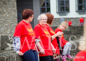 Derry Walls Day 2013 Denzil Browne - 10