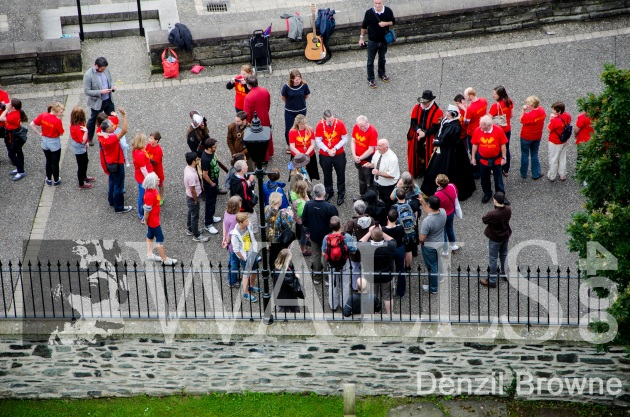 Derry Walls Day 2013 Denzil Browne - 19
