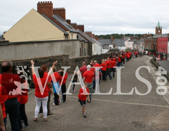 Derry Walls Day 2013 Mark Lusby - 01