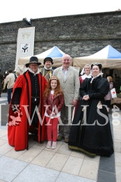 Derry Walls Day 2013 Mark Lusby - 53