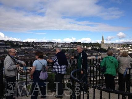 People on the Plinth