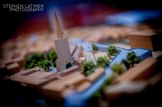 Walled City Model